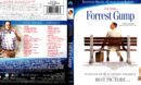 FORREST GUMP SAPPPHIRE SERIES (1994) R1 BLU-RAY COVER & LABELS