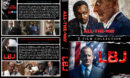 All the Way / LBJ Double Feature R1 Custom DVD Cover