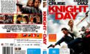 Knight and Day (2010) R4 DVD Cover