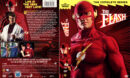 THE FLASH COMPLETE SERIES (2005) R1 DVD COVER & LABELS