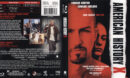 American History X (1998) R1 Blu-Ray Cover & label