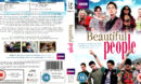 BEAUTIFUL PEOPLE SERIES 1 (2008) BLU-RAY COVER & LABEL