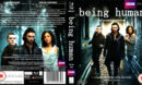 BEING HUMAN SERIES TWO (2008) R2 BLU-RAY COVER & LABELS