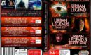 Urban Legend Trilogy (2007) R4 DVD Cover