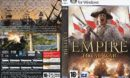 Empire: Total War (2009) CZ/SK PC DVD Cover & Labels