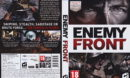 Enemy Front (2014) EU PC DVD Cover & Label