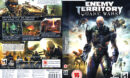 Enemy Territory: Quake Wars (2007) EU PC DVD Cover & Label