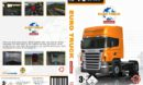 Euro Truck Simulator (2008) EU PC DVD Cover & Label