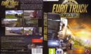 Euro Truck Simulator 2 (2012) CZ/SK PC DVD Cover & Label