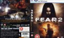 F.E.A.R. 2: Project Origin (2009) EU PC DVD Cover