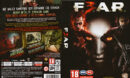 F.E.A.R. 3 (2011) CZ PC DVD Cover & Label