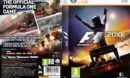 F1 2010 (2010) EU PC DVD Cover & Label