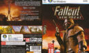 Fallout: New Vegas (2010) CZ PC DVD Cover & Labels