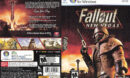 Fallout: New Vegas (2010) US PC DVD Cover