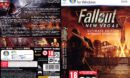 Fallout: New Vegas - Ultimate Edition (2010) CZ PC DVD Cover & Label