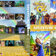 OZ Collection R1 Custom DVD Cover