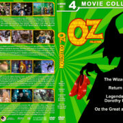 OZ Collection R1 Custom DVD Cover V2