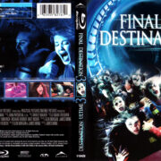 FINAL DESTINATION 3 (2006) BLU-RAY COVERS & LABEL