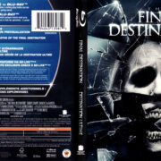 THE FINAL DESTINATION (2009) BLU-RAY COVER & LABEL