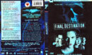 FINAL DESTINATION (2000) DVD COVER & LABEL