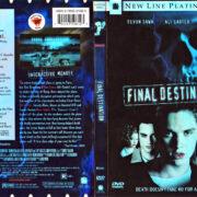 FINAL DESTINATION (2000) DVD COVER & LABEL
