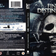THE FINAL DESTINATION 3D (2009) BLU-RAY COVER & LABEL