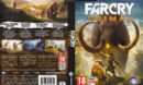 Far Cry: Primal (2016) CZ/SK PC DVD Cover & Labels