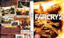 Far Cry 2 (2008) EU PC DVD Covers & Labels