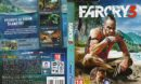 Far Cry 3 (2012) CZ/SK PC DVD Covers & Label