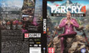 Far Cry 4 (2014) CZ/SK PC DVD Cover & Labels
