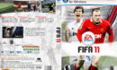 FIFA 11 (2010) US PC DVD Cover