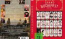 Grand Budapest Hotel (2014) R2 German DVD Cover & Label