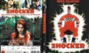 Shocker (1989) R2 German DVD Cover & Label