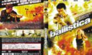 Ballistica (2009) R2 German DVD Covers & Label