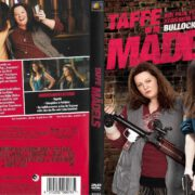 Taffe Mädels (2013) R2 German DVD Covers & label