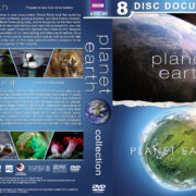 Planet Earth Collection R1 Custom DVD Cover