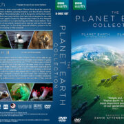 Planet Earth Collection R1 Custom DVD Cover V2