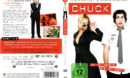 CHUCK SEASON ONE (GERMAN) (2007) R2 DVD COVER & LABELS