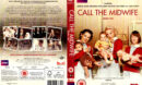 CALL THE MIDWIFE SEASON TWO (2013) R2 DVD COVER & LABELS