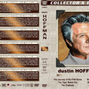 Dustin Hoffman Film Collection - Set 1 (1966-1969) R1 Custom DVD Cover