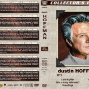 Dustin Hoffman Film Collection - Set 2 (1970-1974) R1 Custom DVD Cover
