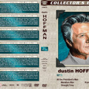 Dustin Hoffman Film Collection - Set 3 (1976-1982) R1 Custom DVD Cover