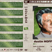 Dustin Hoffman Film Collection - Set 4 (1985-1991) R1 Custom DVD Cover