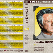 Dustin Hoffman Film Collection - Set 7 (2004-2006) R1 Custom DVD Cover