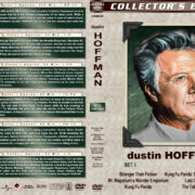 Dustin Hoffman Film Collection - Set 8 (2006-2008) R1 Custom DVD Cover