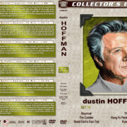 Dustin Hoffman Film Collection - Set 10 (2014-2016) R1 Custom DVD Cover