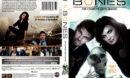 BONES SEASON SIX (2010-2011) R1 DVD COVER & LABELS