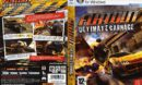 FlatOut: Ultimate Carnage (2008) EU PC DVD Cover & Labels