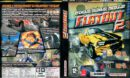 FlatOut 2 (2006) CZ PC DVD Cover & Label