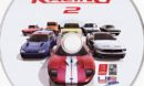 Ford Racing 2 (2003) EU PC DVD Label